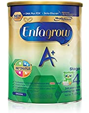 Enfagrow A+ Stage 4 Growing Up Children Formula Growing-up Milk Formula 360 DHA+, 3-6 years, 1.8kg