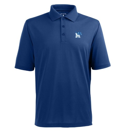 picture of Memphis Pique Xtra Lite Polo Shirt (Team Color) - Large