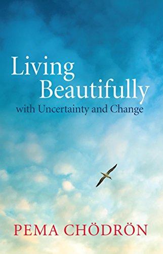 Living Beautifully Uncertainty Pema Chodron ebook product image