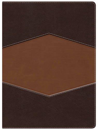 Download RVR 1960 Biblia de Estudio Holman, chocolate/terracota, símil piel (Spanish Edition) PDF