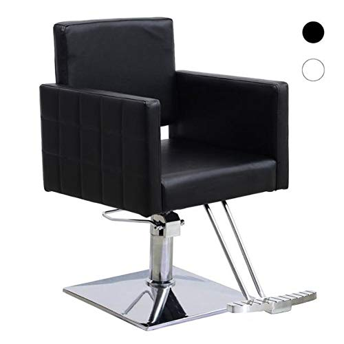 BarberPub Classic Hydraulic Styling Chair Salon Beauty Spa Equipment 8821BK