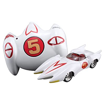 Jada Toys 1:64 Remote Control Speed Racer: Toys & Games