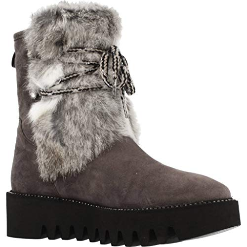 11 Model Grey ALPE Boots Brand Grey Grey 3604 Boots Womens Colour Womens 1Aqzw4