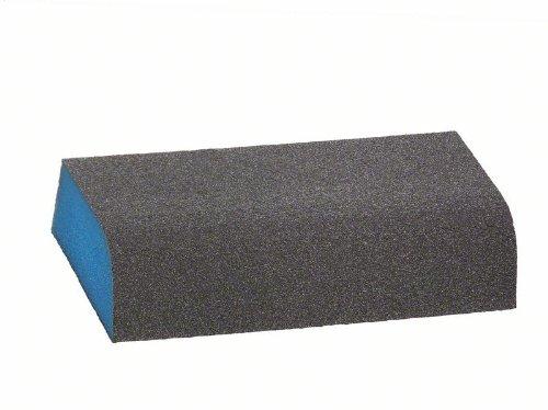 Bosch 2609256345 Abrasifs sur non tissé et sur mousse Bloc combiné abrasif 69 x 97 x 26 grain fin