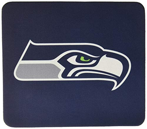 Siskiyou NFL Seattle Seahawks Mouse Pads, 8, Blue