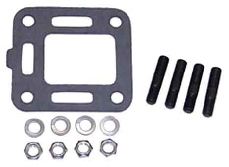 (Sierra 18-4362 Exhaust Elbow Mounting Package)