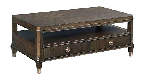 American Drew 2-Drawer Rectangular Cocktail Table (American Drew Cocktail Table)