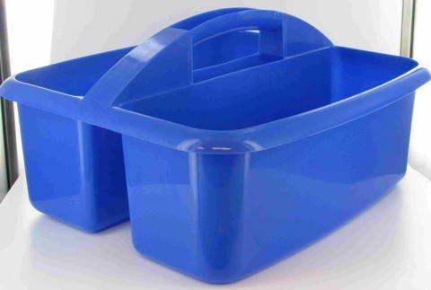 Romanoff Large Utility Caddy, Blue