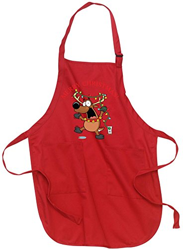 ugly sweater apron