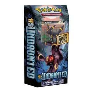 Pokemon Trading Card Game Undaunted (HS3) Theme Deck Nightfall Umbreon [Toy]