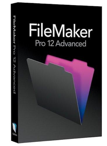 FileMaker Pro 12 Advanced Upgrade - English + Training DV...