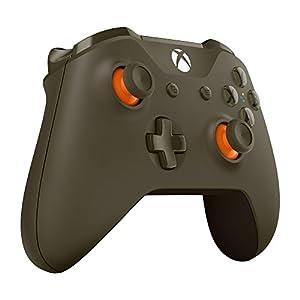 Xbox One/ Xbox One S WL3-00035 Green/Orange Wireless Controller