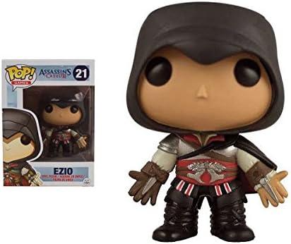 "Ezio 21# Vinyl Action Figure Collection PVC 4/"" Funko POP Assassin/'s Creed"
