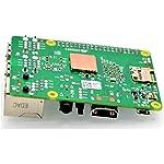 Nrthtri smt 5Pcs Aluminum Heat Sink Kit with Copper for Raspberry Pi 2 Model B Board