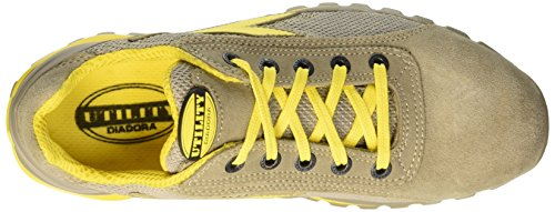 Chaussures travail de Ii Text Roccia 47 Gris Diadora EU mixte adulte Lunare Glove Grigio Hro S1p X4R0qwxf