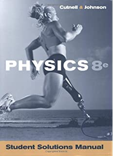 Amazon physics 8e vol 2 9780470379257 john d cutnell student solutions manual to accompany physics fandeluxe Gallery
