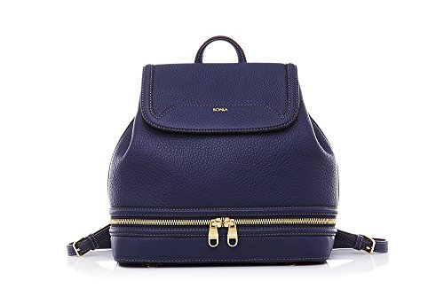 bonia-womans-blue-guilietta-backpack