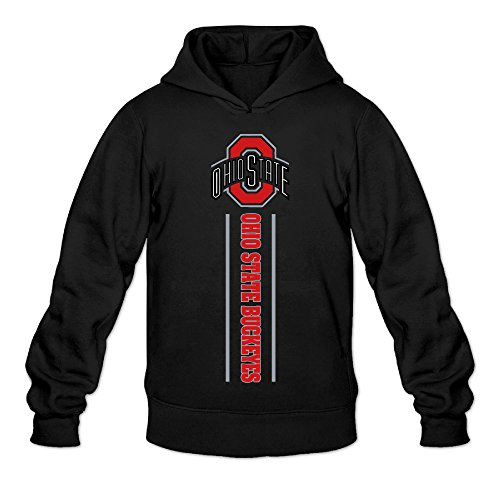 AK79 Men's Sweater Ohio State Buckeyes Size XXL Black ()