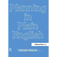 Planning in Plain English: Writing Tips for Urban and Environmental Planners