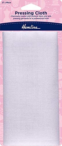 steaming fabrics 27cm X 90cm Hemline  Pressing Cloth Mat For Ironing
