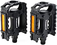 zonkie Mountain Bicycles Pedals,Resin Pedal