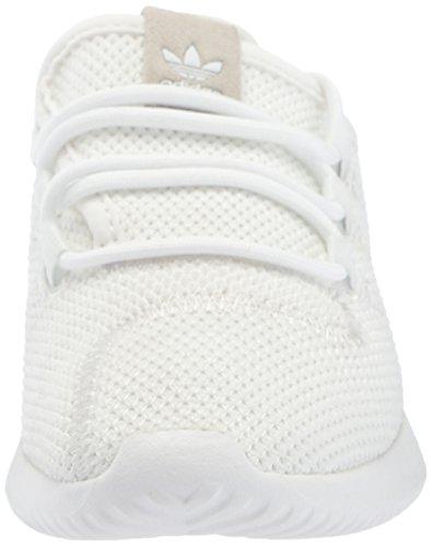 adidas Originals Shadow Running Shoe, core Black/White, 2 US