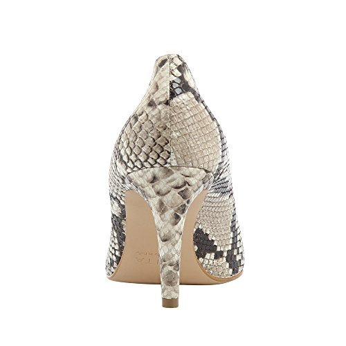 Marrone Scarpe Shoes Evita Col Donna fango Tacco XRv5q