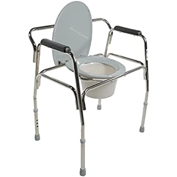 Amazon Com Pcp Heavy Duty Bariatric Commode Toilet With