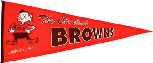 (Winning Streak NFL Cleveland Browns Throwback)