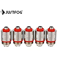 1.2 OHM - Resistencias JUSTFOG para pulverizador C14