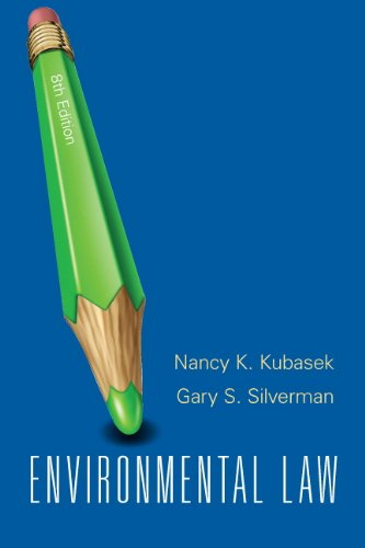Environmental Law (8th Edition) PDF