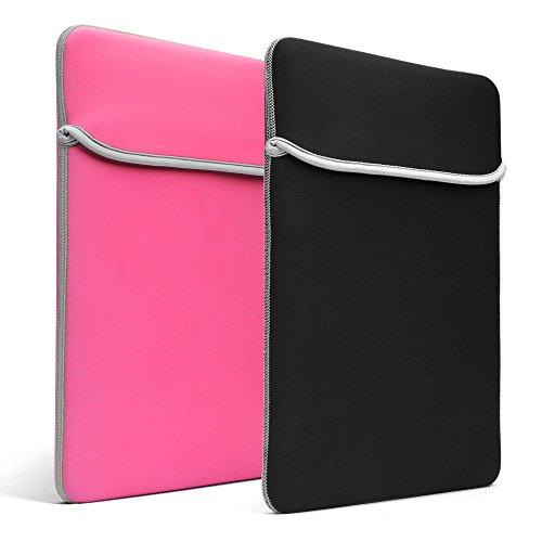 GMYLE Sleeve Compact für New Macbook Pro 13 inch 2016 (A1706/A1708) - Rosa Weiche Schutzhülle xVMUhBY