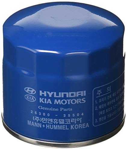 HYUNDAI Genuine 26300-35504 Oil Filter