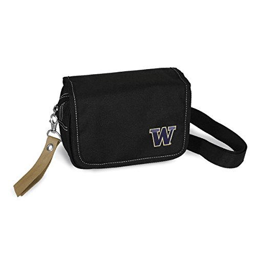 (NCAA Washington Huskies Ribbon Waist Pack Purse)