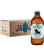 Cerveza Artesanal Salvajita de Jabalí 24 Pack Botella 330 ml