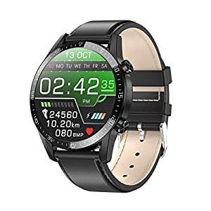 Smart Watch for Men, Yohuton Health and Fitness Smartwatch with Heart Rate, IP68 Waterproof Smartwatches, Touch Screen…