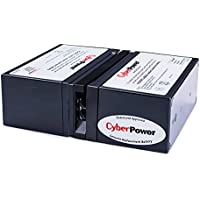 CyberPower RB1280X2B Replacement Battery Cartridge, Maintenance-Free, User Installable