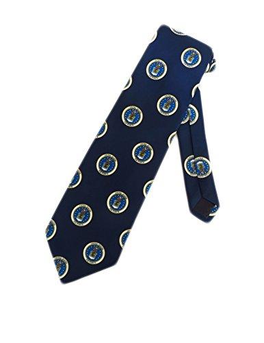 Air Force Necktie (Parquet Mens Air Force Emblems Necktie - Blue - One Size Neck Tie)