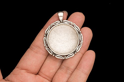 (3 counts photo lockets book round silver cameo photo locket Glass Dome)