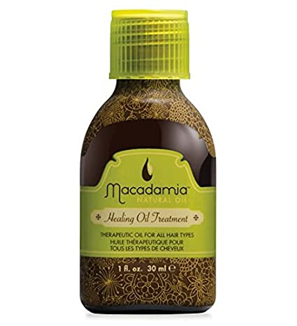 Macadamia Natural Healing Oil Treatment, 1er Pack (1 x 30 ml) Macadamia Natural Oil 5550 M3002_-30 ml