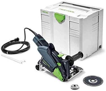 Multicolore 240/ V Festool 574807/ Syst/ème de coupe diamant DSC-AG 125/ Plus Go