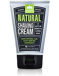 Pacific Shaving Company Natural Shaving Cream, 3.4 Ounces