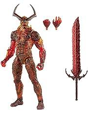 Hasbro Marvel Legends Series 6-inch Scale Action Figure Toy Surtur, Infinity Saga character, Premium Design, Figure and 3 Accessories