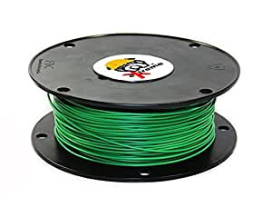 500 Foot Spool - Hookup Wire - Solid Copper Core and ...