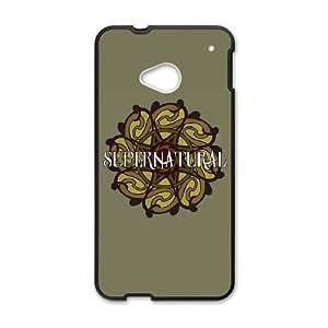 HTC One M7 Supernatural pattern design Phone Case