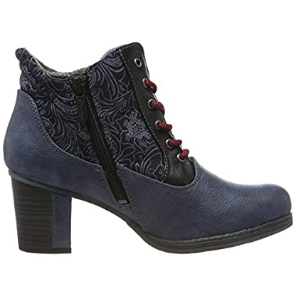 MUSTANG Women's 1286-506-800 Ankle Boots 6