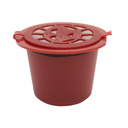 nespresso red capsules - 7