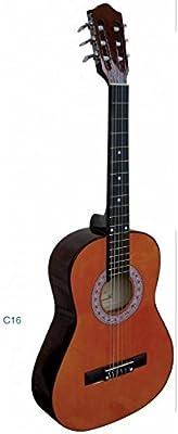 GUITARRA CLASICA INFANTIL Rocio (Cadete C16) 3/4 (90 Cm.) Natural ...