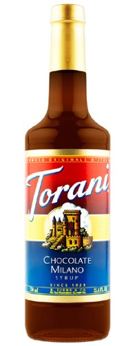 Torani Chocolate Milano Syrup, 25.4 Ounce