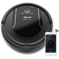 Shark ION RV850 Robot Vacuum Self-Cleaning Brushroll and Voice Control with Alexa or Google Assistant